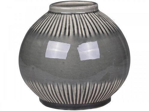 Chic Antique, vase, med stripet mønster