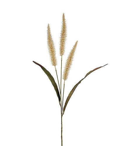 Mr Plant, kunstig strå