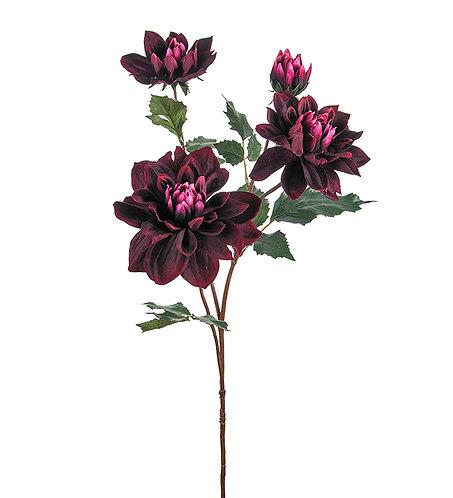 Mr plant, kunstig Dahlia