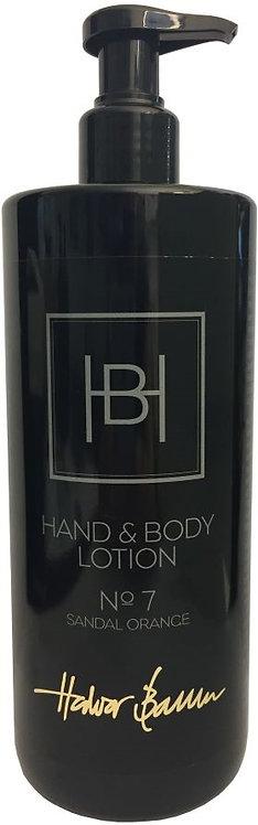 Halvor Bakke, Hand &Body Lotion, No 7
