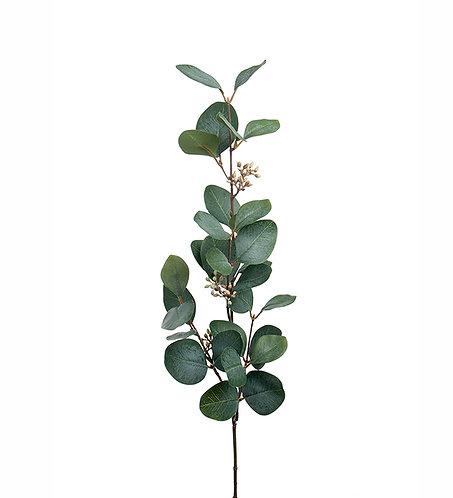 Mr Plant, kunstig ecalyptus med bær