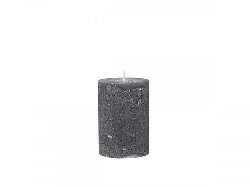 Kubbelys, sort/grå 10x7