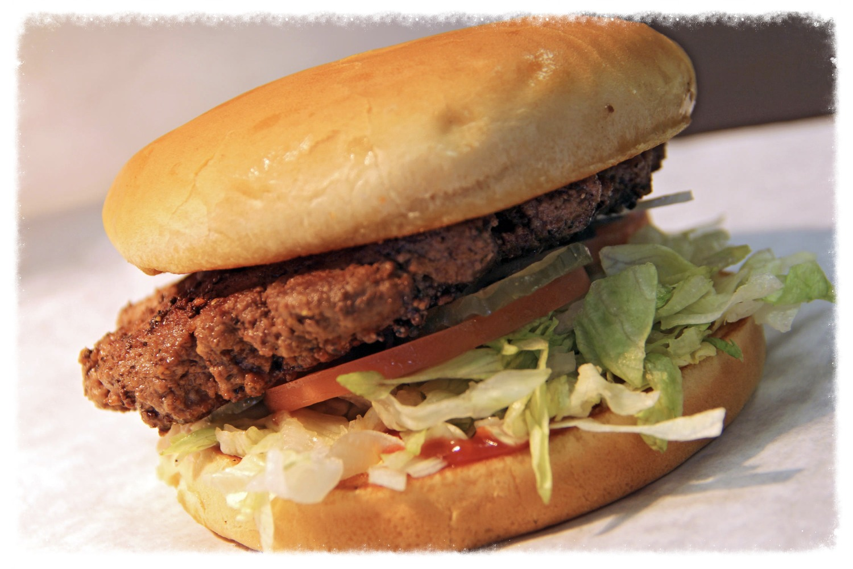 Heff's Original Burger