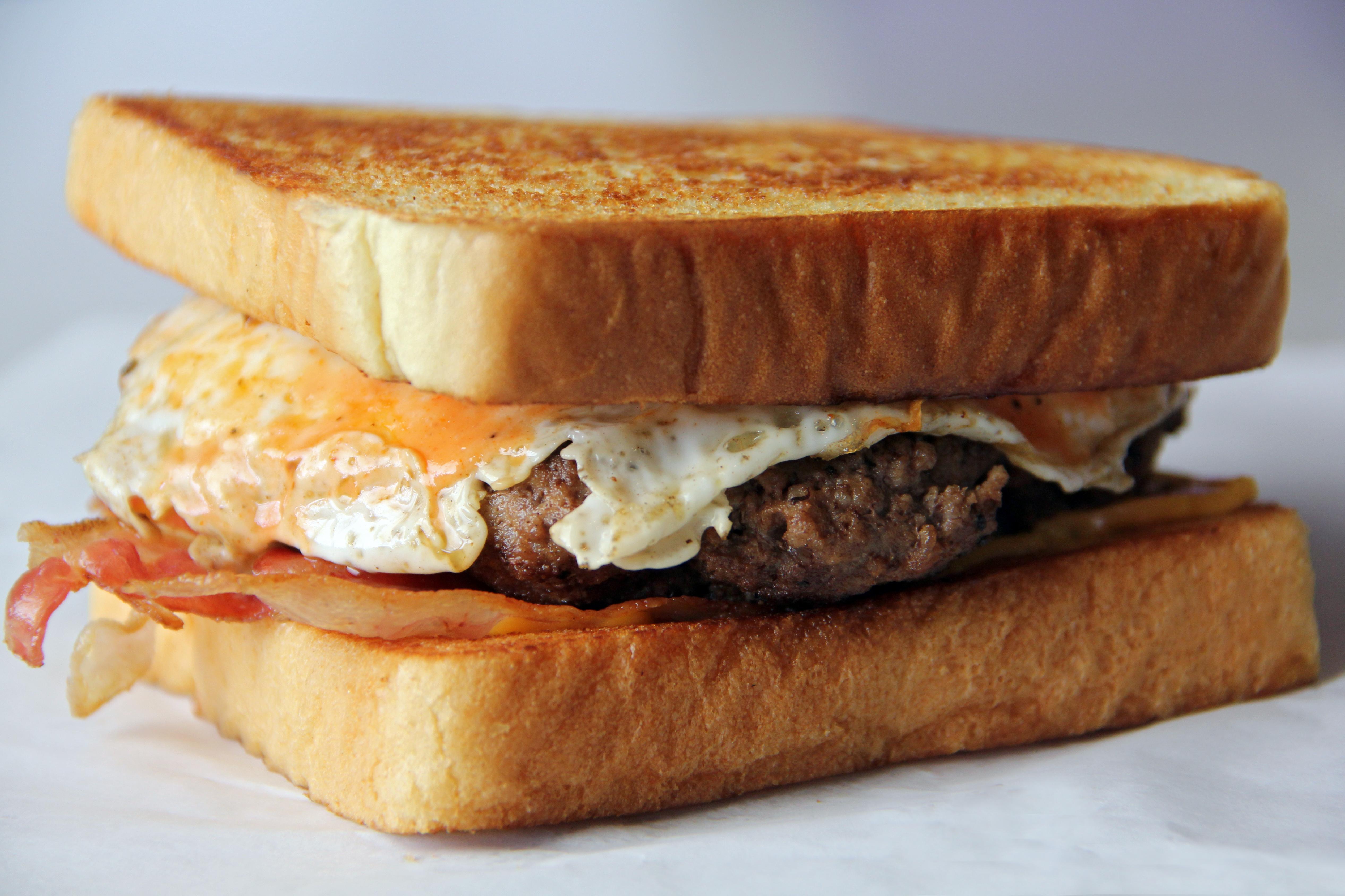 Heff's Eggcellent Burger