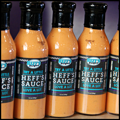 Heff's Sauce | Best in Garland, Eastland, Wichita Falls, Lubbock, Texas Tech, TTU, Early, Abilene