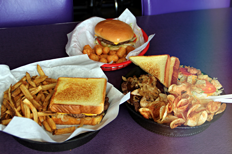 Heff's Triple Meal