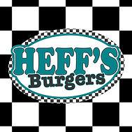 Heff's Burgers Logo Abilene, Early, Eastland, Garland, Lubbock, Snyder, Sweetwater, Wichita Falls