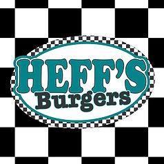 Heff's Burgers Logo