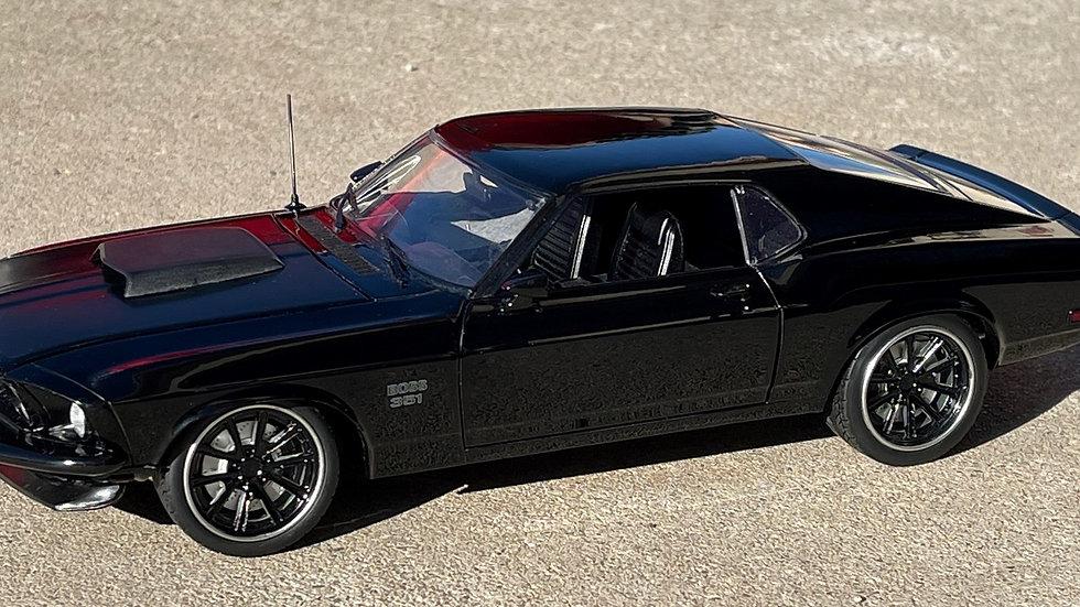 YCID, PTC, #1, 1969 Mustang Boss 351 NEW PICS ADDED