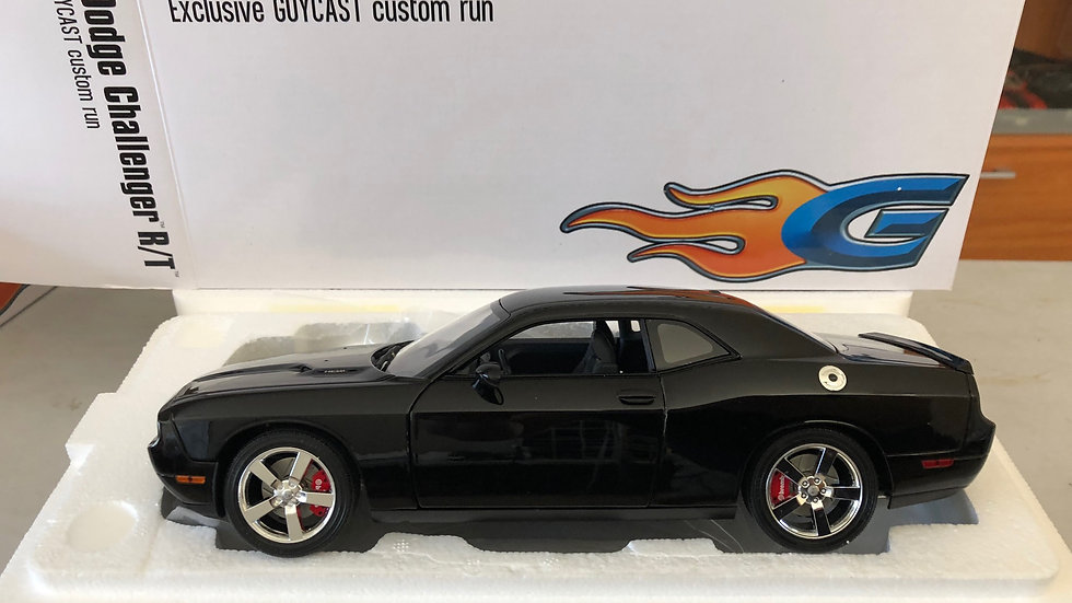 Highway 61, Guy Cast, Limited Edition 2010 Challenger R/T's