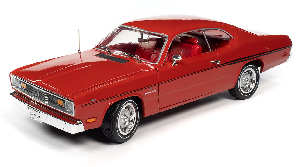 Autoworld, 1970 Plymouth Duster 340
