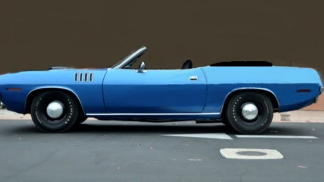 BYC, GL/HWY61, 1971 Hemi Cuda, Mecum Auctions, 1-24, Convertible