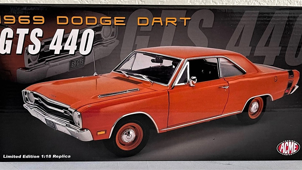 Acme, 1969 Dodge DartGTS 440