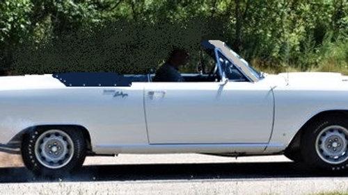 YCID #15CO, 1970 Dodge Dart Swinger 340 convertible