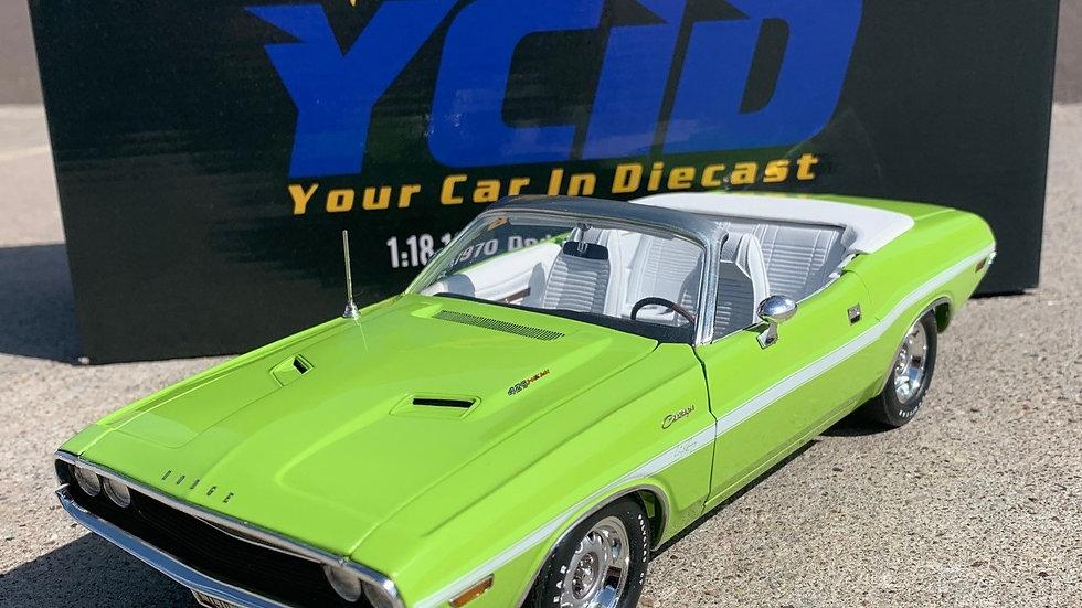 YCID release #2c, 1970 Dodge Challenger R/T, Hemi, Automatic