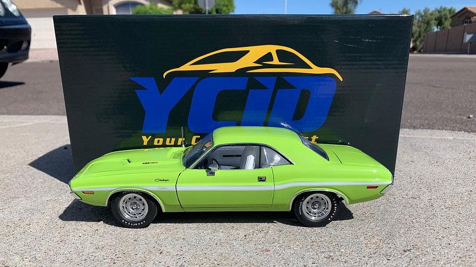 YCID release #2, 1970 Dodge Challenger R/T, Hemi, 1-96