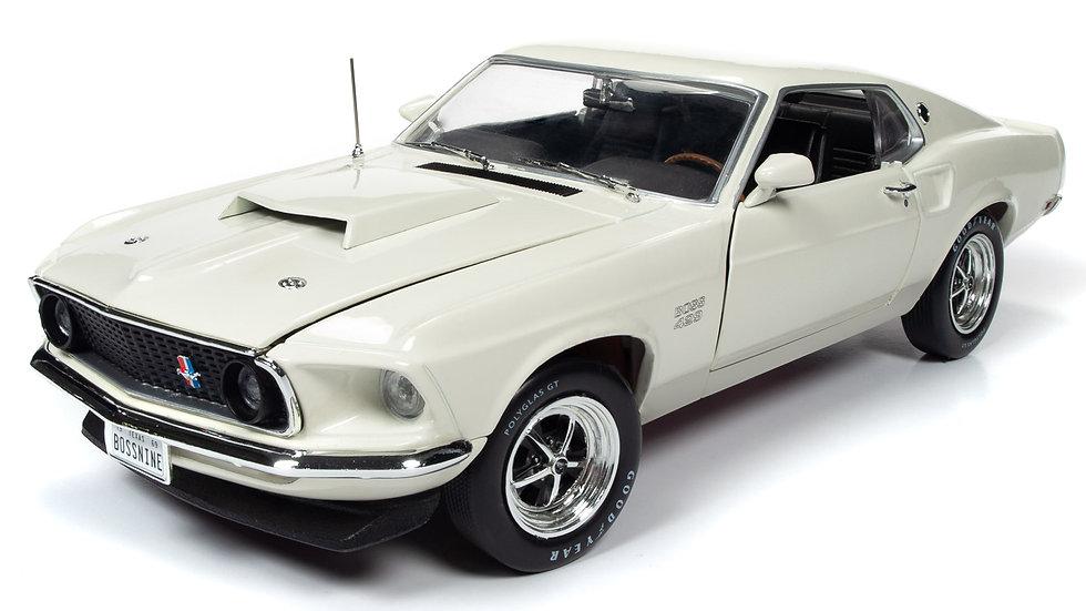 Autoworld, 1969 Mustang Boss 429