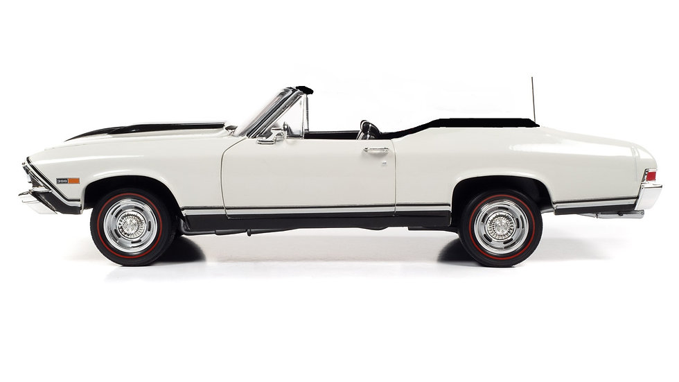 Autoworld, 1968 Nickey Chevrolet, 1-12 convertible