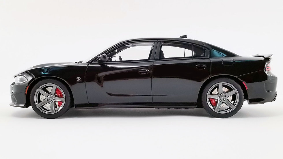 GT Spirit, 2020 Dodge Charger Hellcat in Black