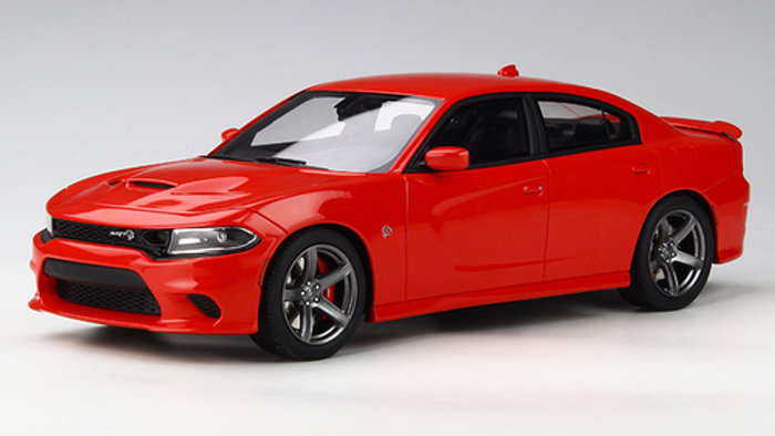 GT Spirit, 2020 Dodge Charger Hellcat in Tor Red