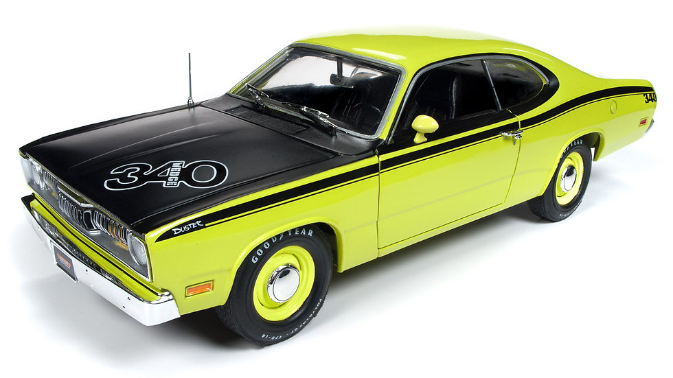 Autoworld, 1971 Plymouth Duster 340