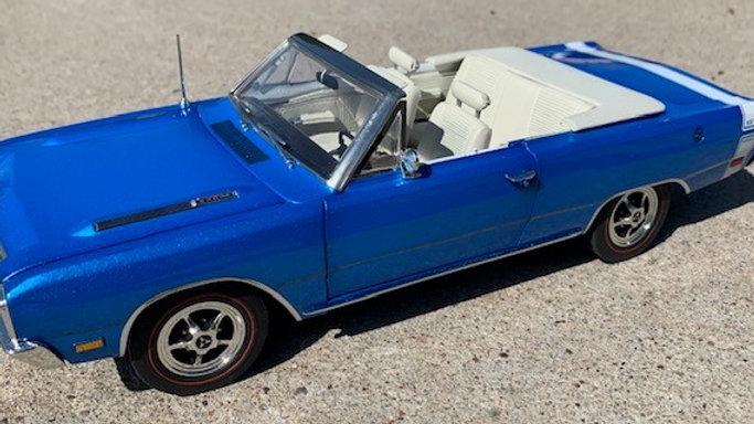 YCID release #3c, 1969 Dodge Dart, 440 GTS convertible 1-36