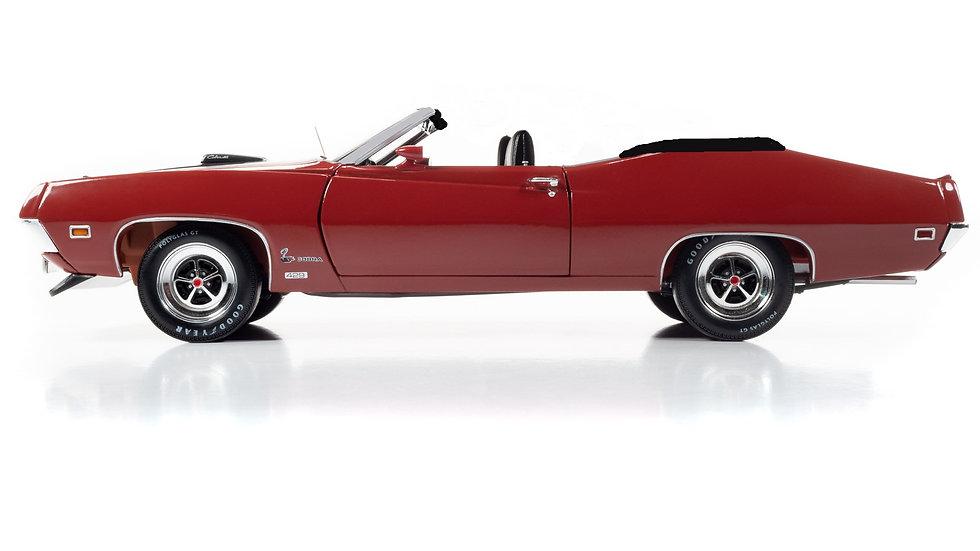 Autoworld, 1970 Ford Torino Cobra convertbiles, 1-12