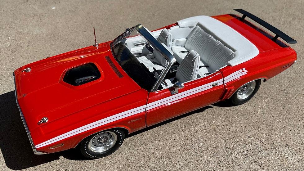 YCID release #10c, 1971 Hemi Challenger R/T convertible, 1 of 48
