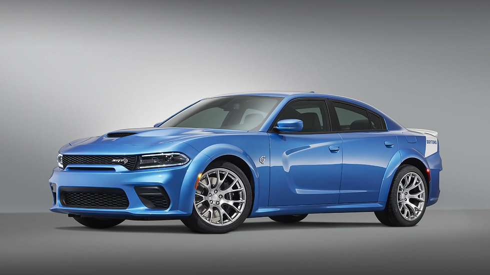 GT Spirit, 2020 Dodge Charger SRT Hellcat Widebody