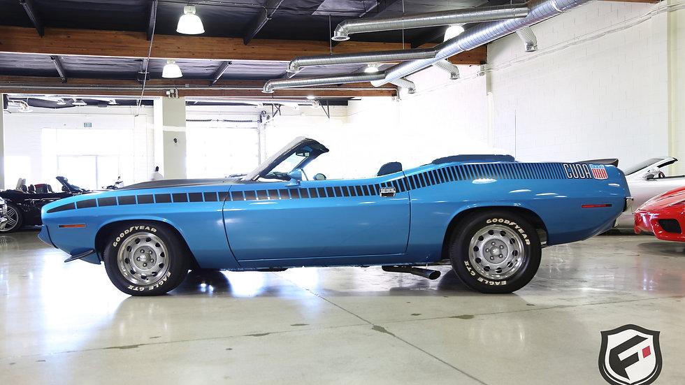 BYC release ???, 1970 AAR Cuda fantasy convertible