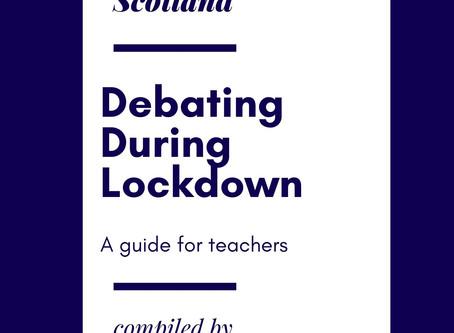 Debating During Lockdown