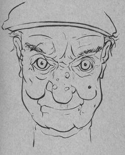 Old-Man-Sketch