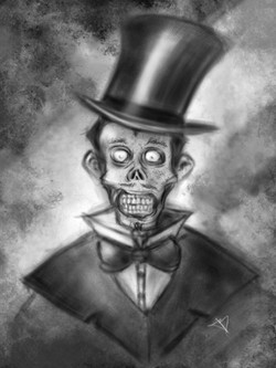 Gentleman Zombie