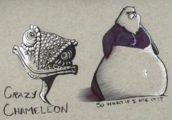 Panda-and-Chameleon