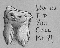 Dafuq-Owl