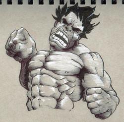 Hulk Punch