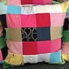 Patchwork Memory Pillow