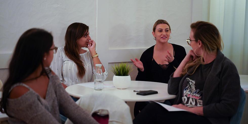 CWIET Time Conversations: Business & Balance