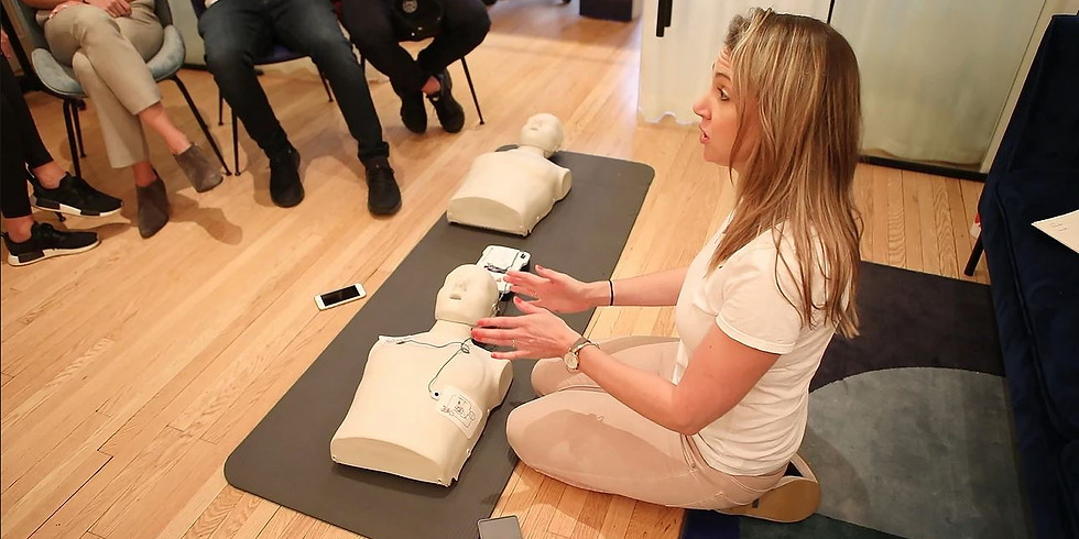 Heartsaver CPR AED Course
