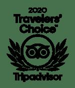 Tripadvisor Traveler's Choice Award 2020 Logo