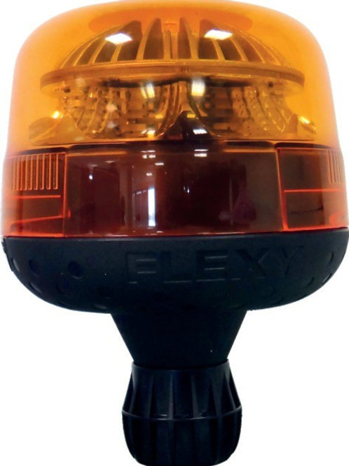 LED Rundumleuchte 127x165mm | Galaxy | Flexible Schnellbefestigung