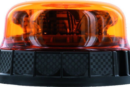 LED Rundumleuchte 74x144mm | Pegasus | flache Basis (3 Schrauben)