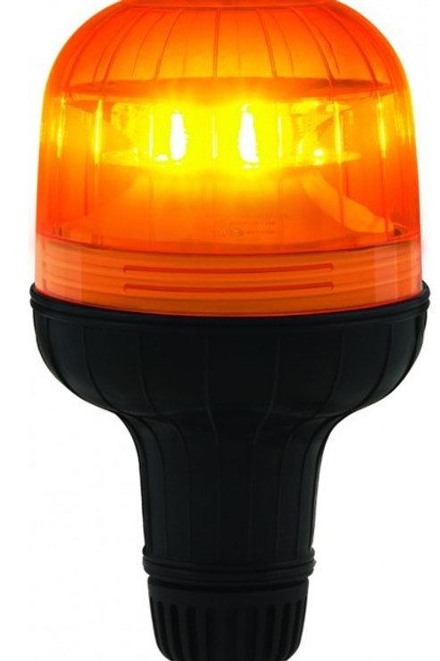 LED Rundumleuchte 121x216mm | EUROROT | Sirena | flexibler Sockel