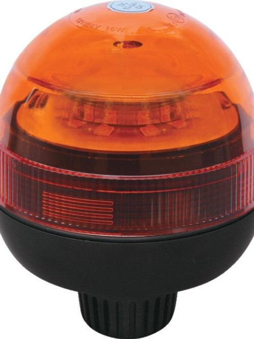 LED Rundumleuchte 127x149mm | Schnellbefestigung