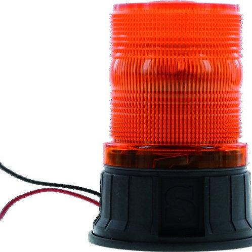LED Rundumleuchte 80x112mm | Magnetfuss und Schrauben