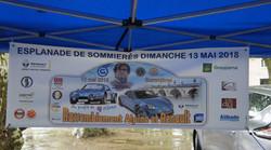 Concentration Alpine Renault 13 mai