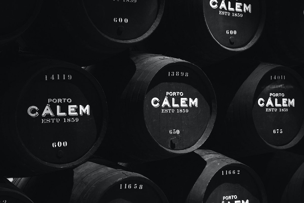 The famous Port wine is made from several Portuguese red grape varieties