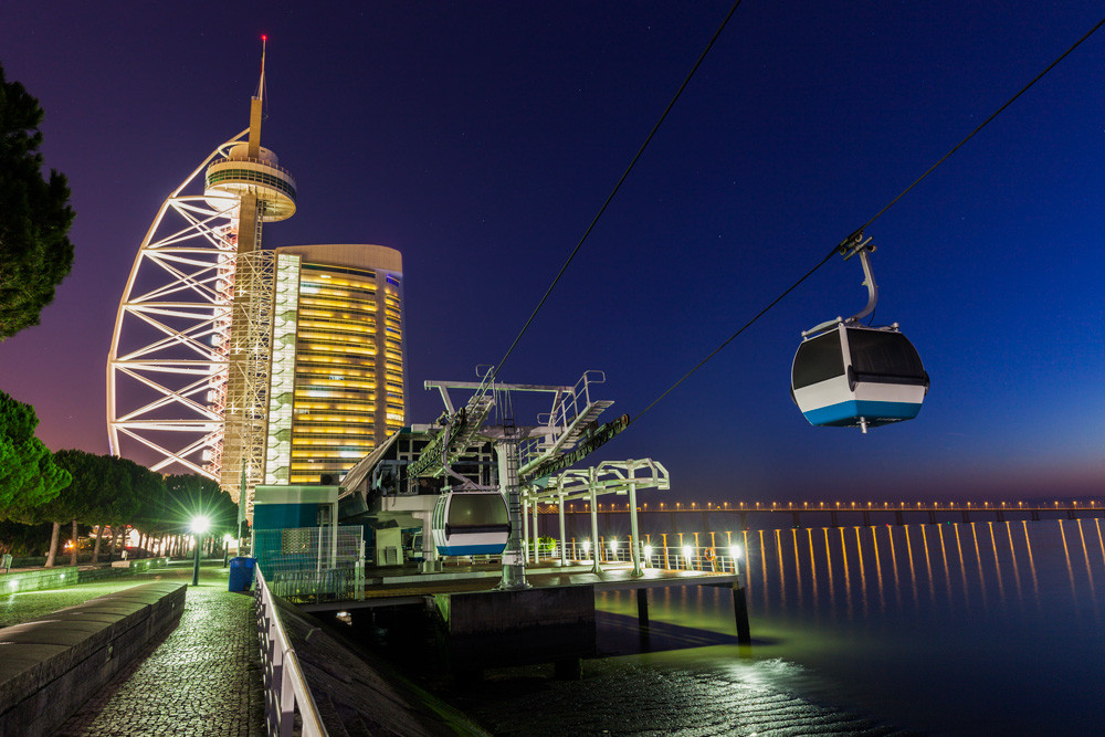 Parque das Nações Lisbon