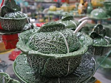 Caldas da Rainha ceramics: a mix of tradition and creativity