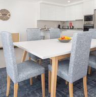 Dining Table in our Cais furniture line